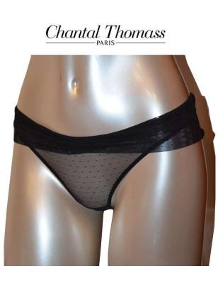 String Encense moi de Chantal Thomass dos