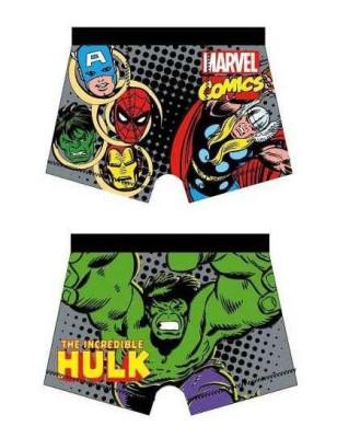 Boxer Enfant les Héros de Marvel