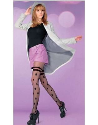 Collant Gabriella Dotty