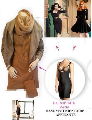 full dress slip Magic Bodyfashion way to wear