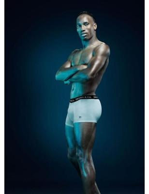 Boxer Hom Drogba Coton