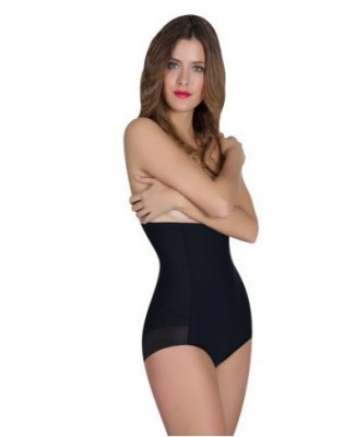 Culotte haute gainante invisible ventre plat