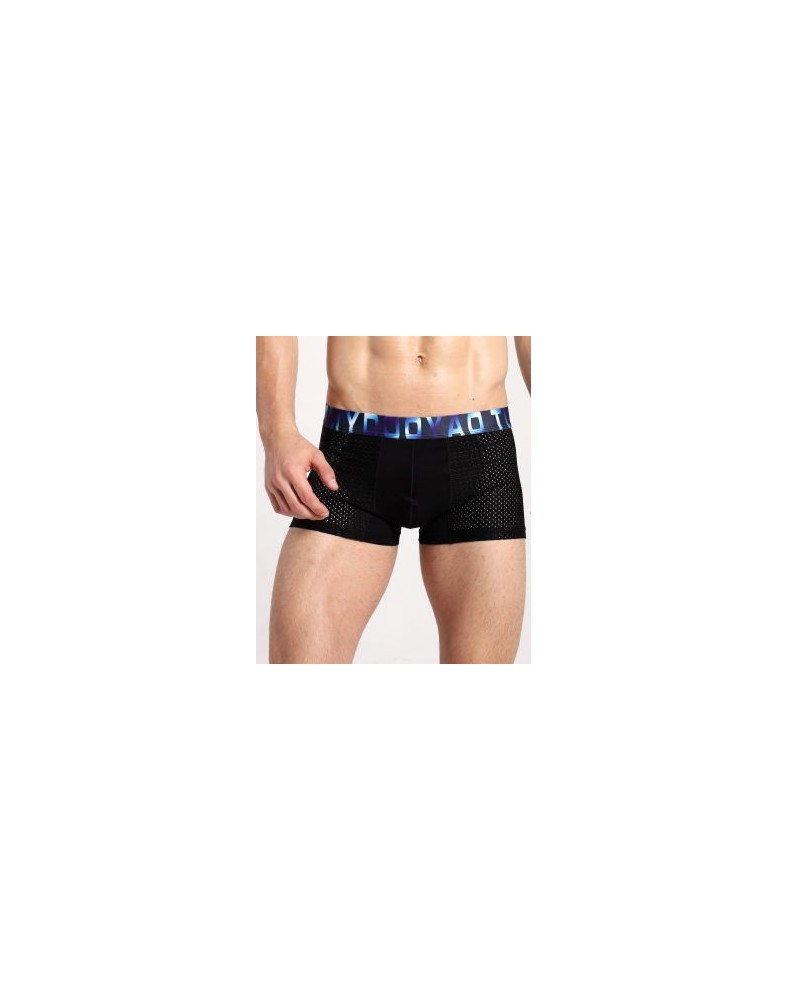 Boxer Maille Sport Tommy Dooyao rouge