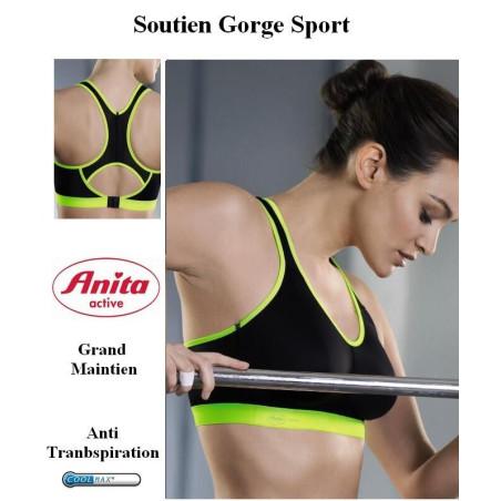 Soutien Gorge Sport Anita Active T Back Lime