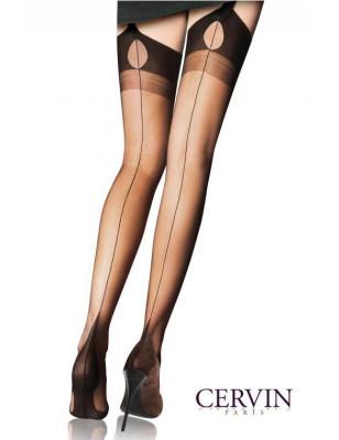 Bas couture tentation Cervin