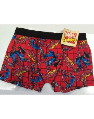 Boxer Homme Spider Man Officiel