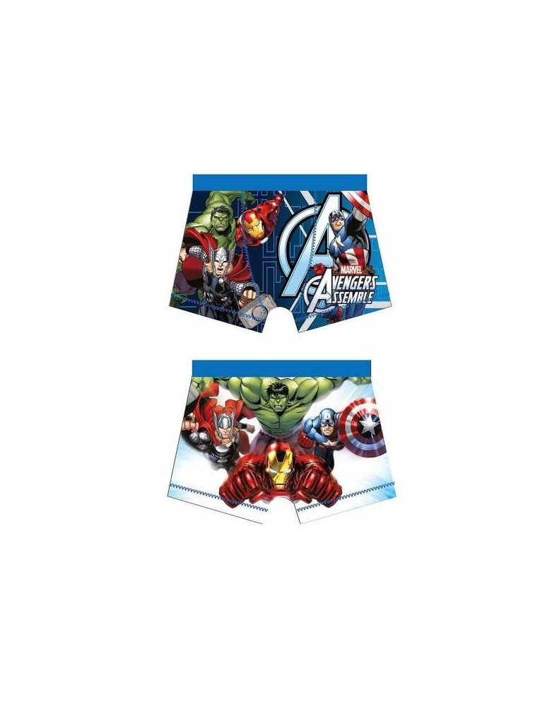 Boxer Enfant Avengers de Marvel Officiel