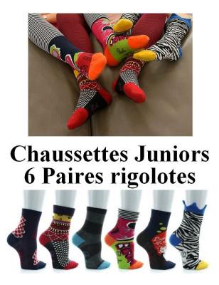 Coffret de chaussettes Junior Berthe aux grands pieds