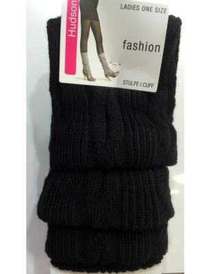 Guetres Hudson Esprit hiver laine noire