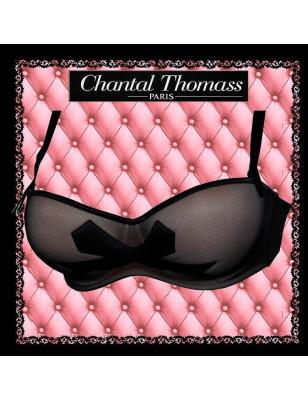 Bandeau Noeuds et Merveilles Chantal Thomass noir