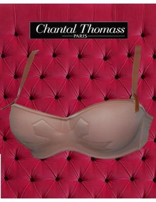 Bandeau Noeuds et Merveilles Chantal Thomass poudre