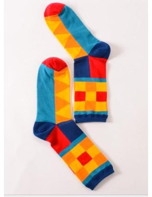 Chaussettes Les petits caprices cubes psyché artiste