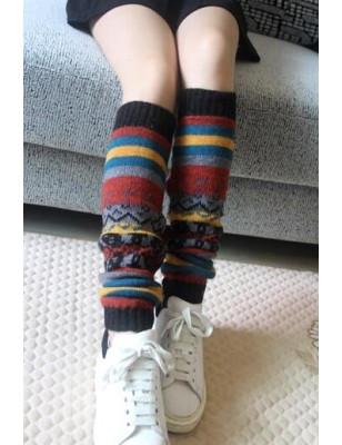 Guetres laine Rustiques