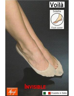 Protége pieds invisibles