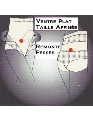 Culotte Haute Gainante
