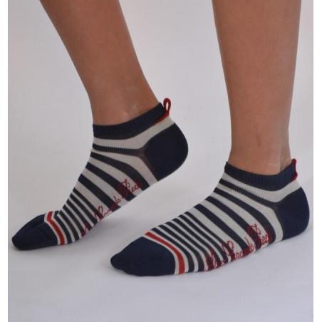 Coffret de Socquettes Berthe aux grands pieds fil d'ecosse