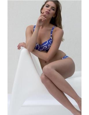 Bikini classique Empreinte Bloom perse