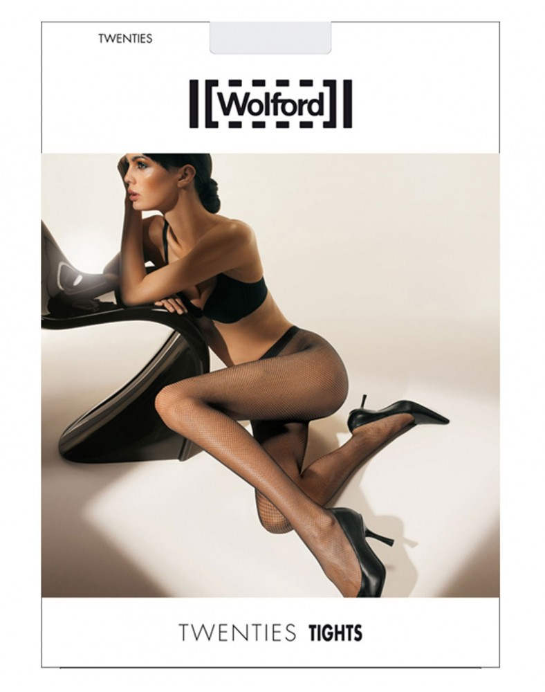 Collant Resille Wolford Twenties