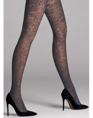 Collant Wolford Zoi Effet feuilles