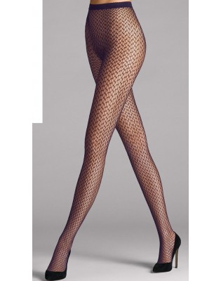 Collant Nele resille wolford