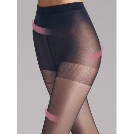 Collant Wolford Miss W 30 leg support admiral