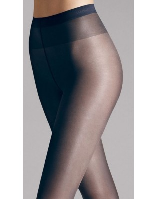 Collant Wolford satin touch 20 Den admiral
