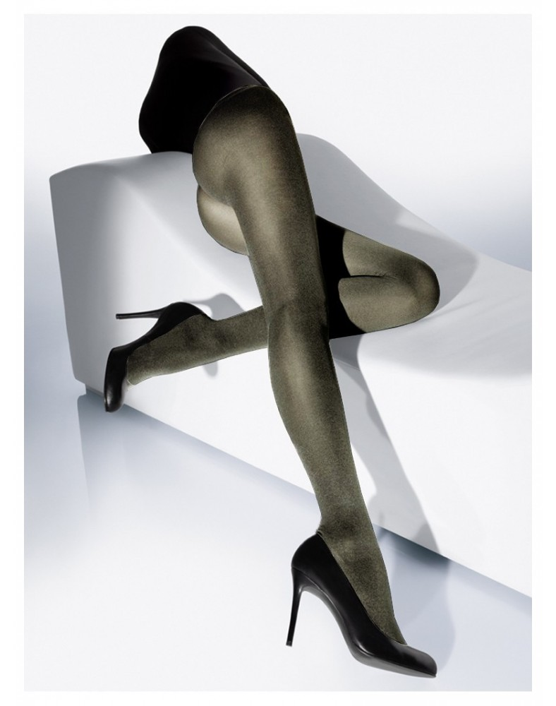 Collant Wolford coton velvet
