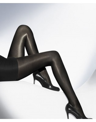 Collant Wolford satin Opaque