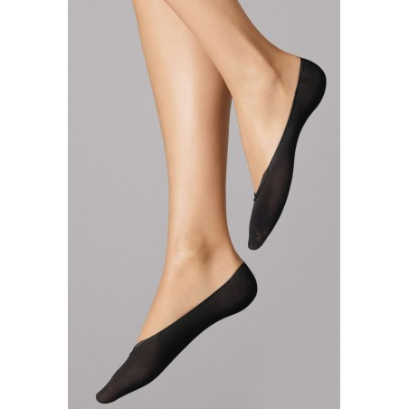 Socquettes coton Wolford Footsies