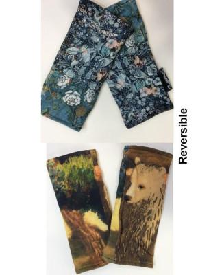 Mitaines Marieantoilette Réversible Dans les bois