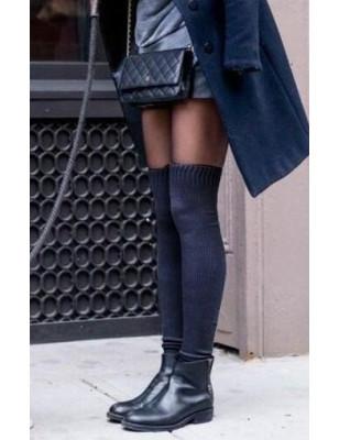 Bien-aimé chaussettes hautes jambières - Les p'tits Caprices MI13