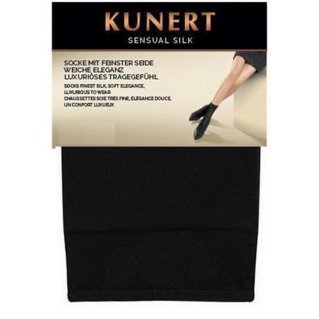 Chaussettes coton et Soie Kunert