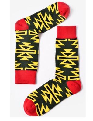 Chaussettes fantaisie art socks, chaussettes les petits Caprices