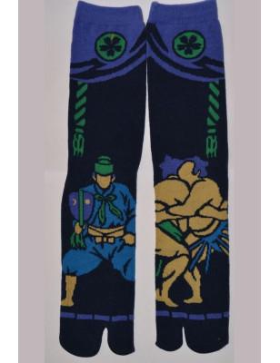 Chaussettes Japonaise combat de sumo