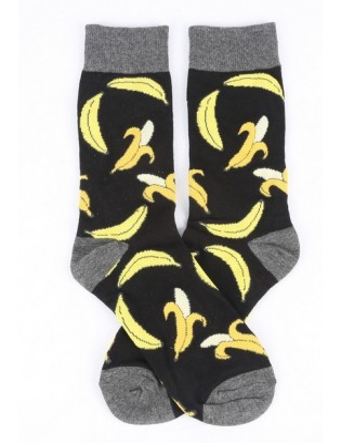 Chaussettes Délire Bananes