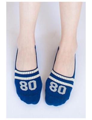 Socquettes Sport Invisibles Coton