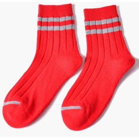 Lot de 6 paires chaussettes Sports