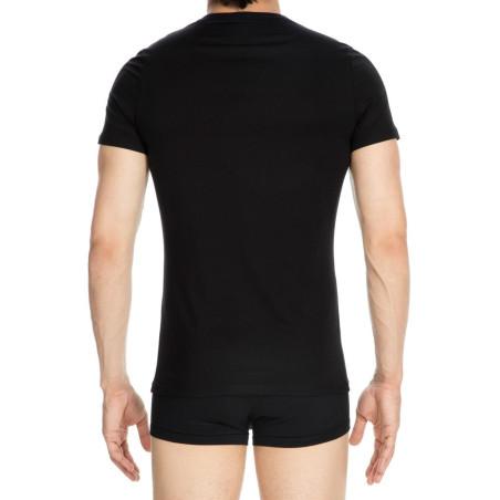 T shirt Hom Col V Coton