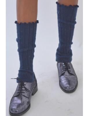 Guetres manchons laine Jeans Berthe