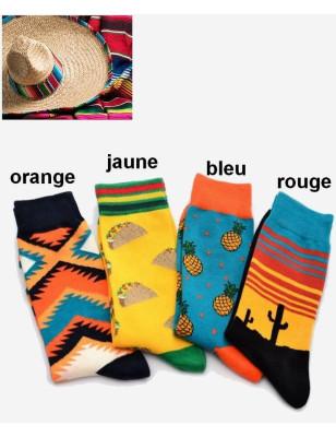 Chaussettes Mexicaines unisex