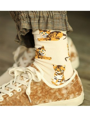 Chaussettes Tigres Rigolos