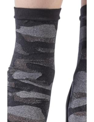 Chaussettes Camouflage Metallic Emilio Cavallini