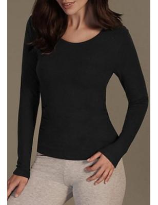 T shirt manche longue Thermique Ysabel Mora