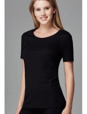 T shirt manche courte Thermique Ysabel Mora
