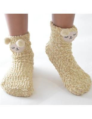 Chausson Polaire petit mouton