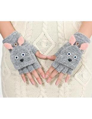 Mitaines Totoro