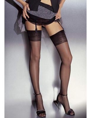 Bas Couture stretch Girardi noir