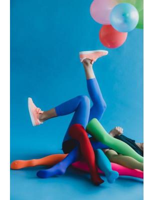 Collant Opaque Sans pieds Couleur Pamela Mann