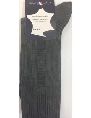 Chaussettes Vintage Fil D'ecosse non comprimante