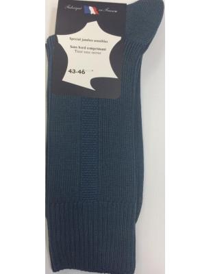 Chaussettes Vintage Fil D'ecosse non comprimante jeans